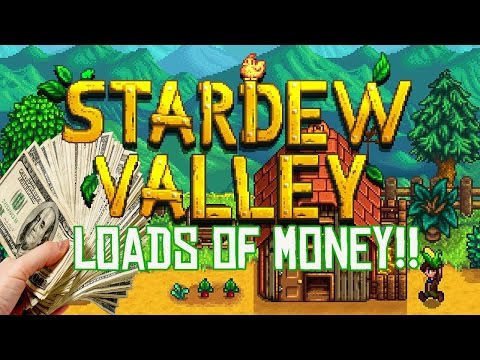 Master Guide To Making Loads Of Easy Money! - StarDew Valley // season 1 spring