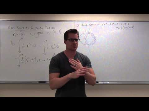 Calculus 2 Lecture 10.5:  Calculus of Polar Equations