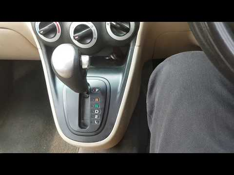 How to drive an automatic transmission car (Hindi)