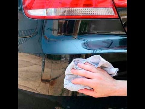 How To Safely Remove A Bumper Sticker