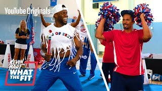 Download Cheerleading with Damon Wayans Jr. and Kevin Hart Video
