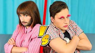 12 Funny Couple Pranks / Prank Wars!