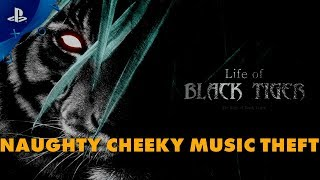 Life Of Black Tiger Trailer Steals Music With Sony