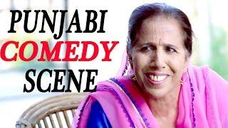 PUNJABI COMEDY SCENE    Modern Rishta 2017    Lokdhun Punjabi