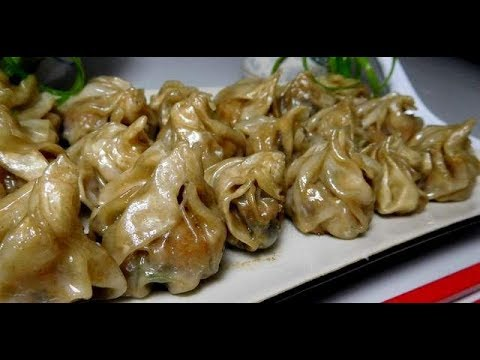 Dim Sum: Mini Shrimps Dumpling