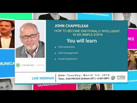 How to Become Emotionally Intelligent in Six Simple Steps    John Chappelear