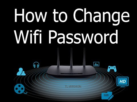How to Change Wifi Password of PTCL Tenda TP LINK  in Urdu Hindi