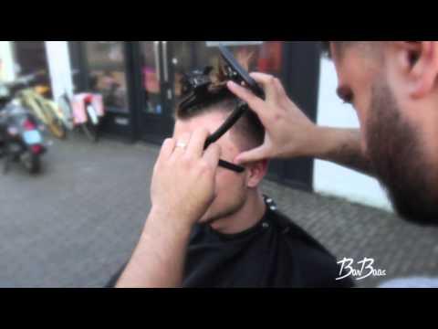 BarBaas Hairstyle Justin Timberlake 2014
