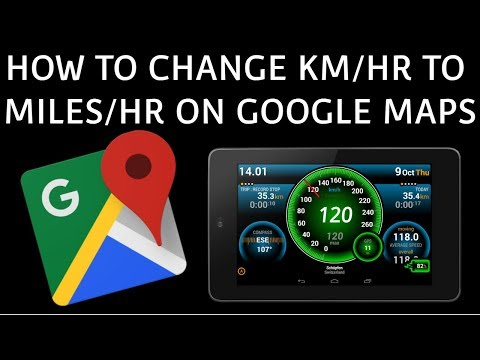 How to change km to miles in Google Maps | How to change Google Maps from km to miles | Zaid Ahmed