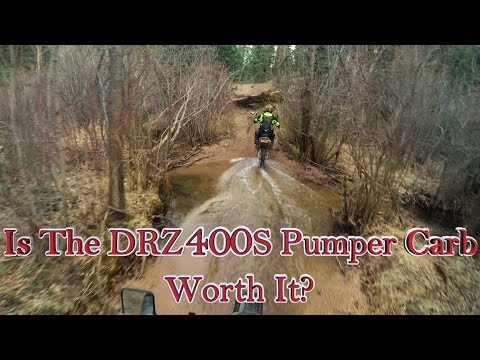 Ask The Hermit - Is The DRZ400S Pumper Carb Worth It