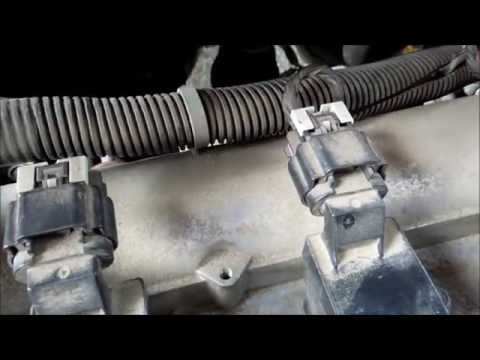 HOW TO CHANGE SPARK PLUGS CHEVY COBALT 2007