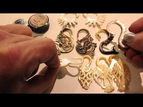 Bone, Horn, Fossils, and Amber Body Jewelry FACTS- THE MODIFIED WORLD