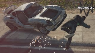 Watch Dogs 2 [Xbox One] Gameplay [No Commentary]