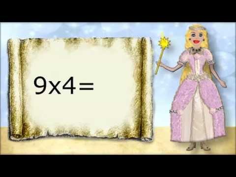 Math. Multiplying by 4