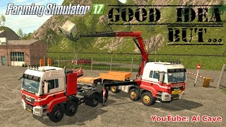 FS 17 Tractor Back Crane | Daikhlo