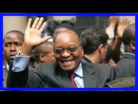 MUST READ: Jacob Zuma's resignation letter