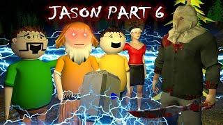 Jason Horror Story Part 6 - Scary Stories ( Animated Short Film ) Make Joke Horror