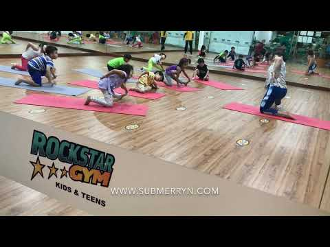YOGA class for young children | 4 - 7 years old