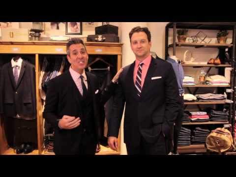 Clothes to Wear for a Wedding : Wedding Fashion for Men