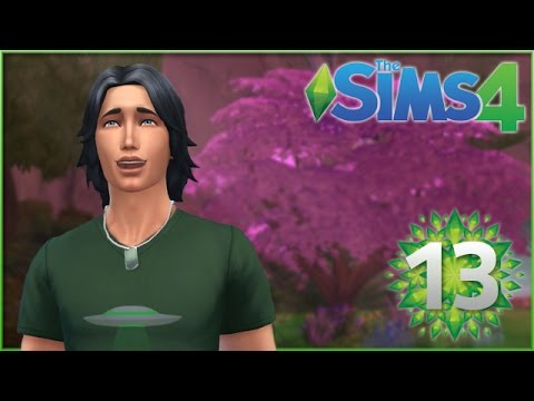 Sims 4: Discovering the Mystic Grove! - Episode #13