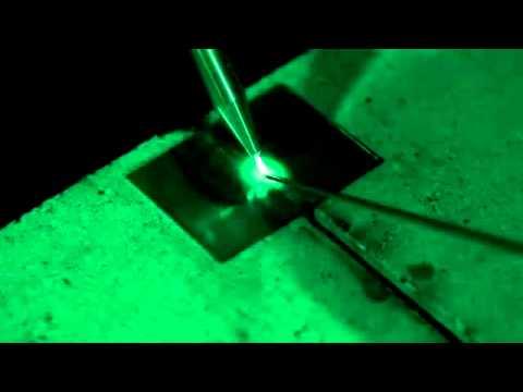 Stainless Steel Welding Demo