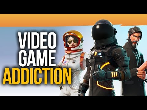 Are You Addicted To Video Games?