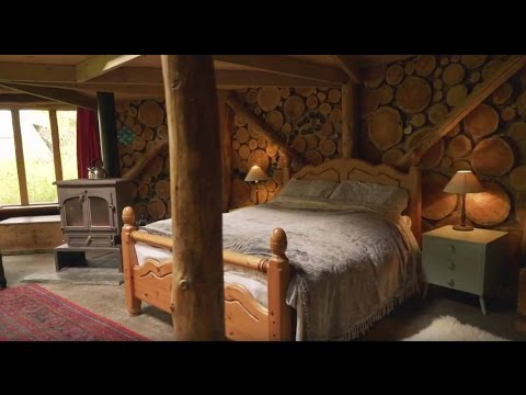 Hobbit House - Sawday's Canopy & Stars | Glamping in Cornwall