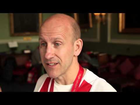 Virgin London Marathon 2013 for Beating Bowel Cancer