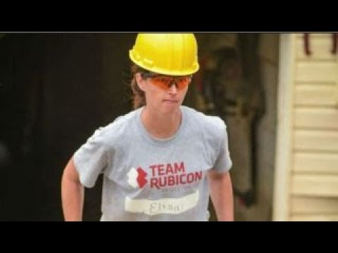 Veterans lending a helping hand in the wake of Hurricane Harvey