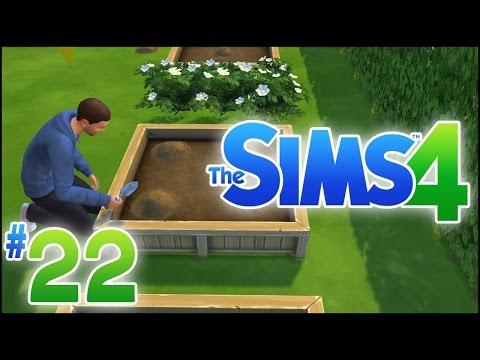 Gardening - The Sims 4 - EP22