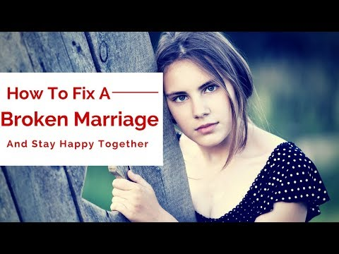 How To Fix A Broken Marriage 2018 || Brad Browning Relationship Adv Ce