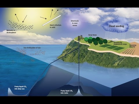 Technology to Stop Global Warming : NASA Documentary Lecture on Geoengineering and Climate Change