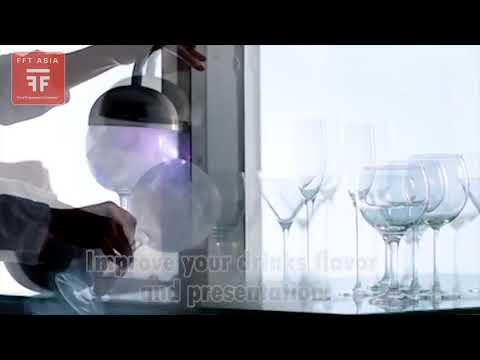 CO2 Glass Froster HD by FFT Asia