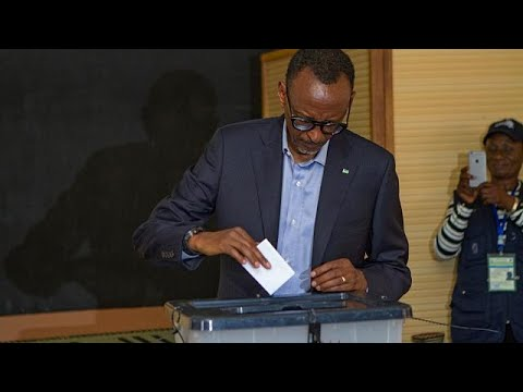 Rwanda strongman Kagame wins election landslide