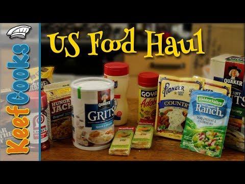 American Food Haul