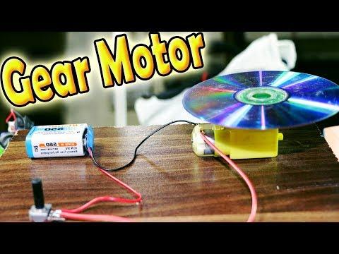 Amazing Life Hacks For Gear Motor