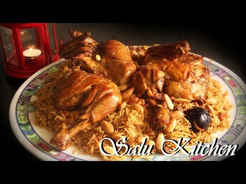 Eid Special - How To Make Arabic Kabsa