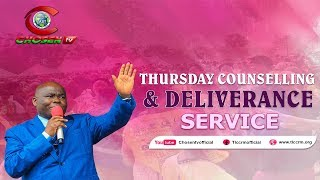 THURSDAY COUNSELLING AND DELIVERANCE SERVICE 09-07-2020.