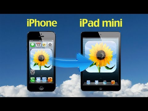 iPhone iPad Photos Manager: How to Transfer Photos from iPhone to iPad Mini without iTunes