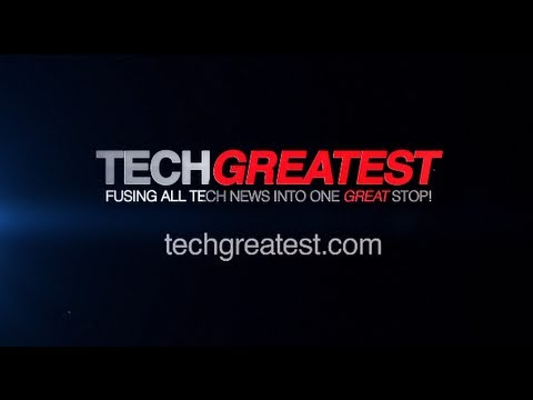 TechGreatest Official Channel Intro