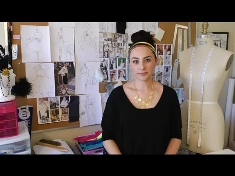 What Can You Do if You're Interested in Fashion? : Fashion Design for Beginners