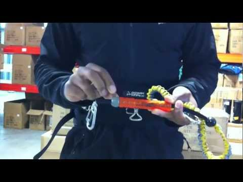 Adjustable release Safety Leash by HQ Powerkites