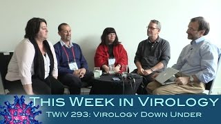 TWiV 293: Virology Down Under