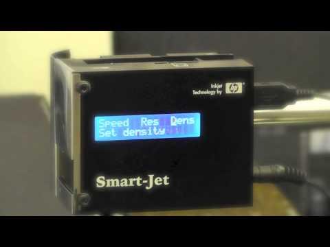 Smart-Jet Printer Menu Options