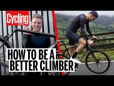 How to become a better climber | Operation Hill Climb | Cycling Weekly