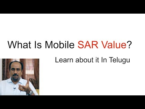 (Telugu) What Is Mobile SAR Value And How To Check SAR value?
