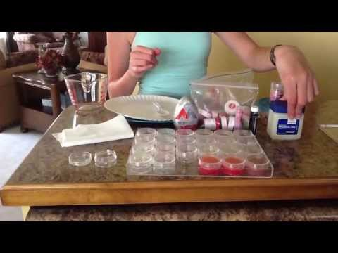 DIY Lipgloss Tutorial (Easy)