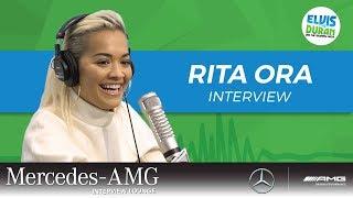 Rita Ora on Why She