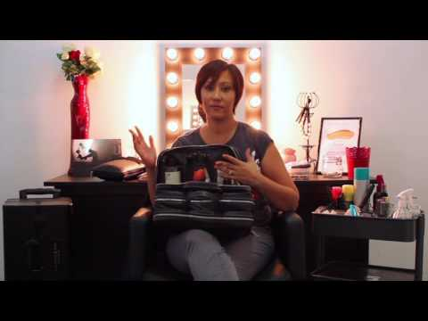Whats in my Zoeva Zoe Makeup Artist Bag | Minimalist Pro Makeup Kit | Australian Makeup Artist Kit