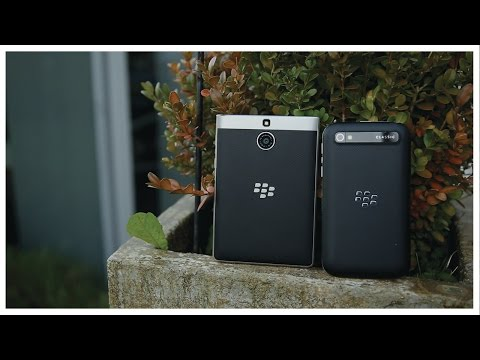 BlackBerry Classic vs. BlackBerry Passport!
